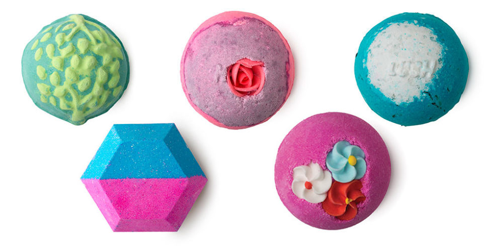 Bath bombs are infused with fresh avocados and will keep your skin happy and soft.