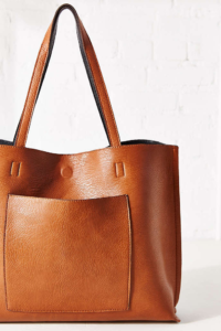 VeeV Blog | 4 ways to go vegan with your bags for Green Fashion: Never look for more room again in spacious multitasking totes.