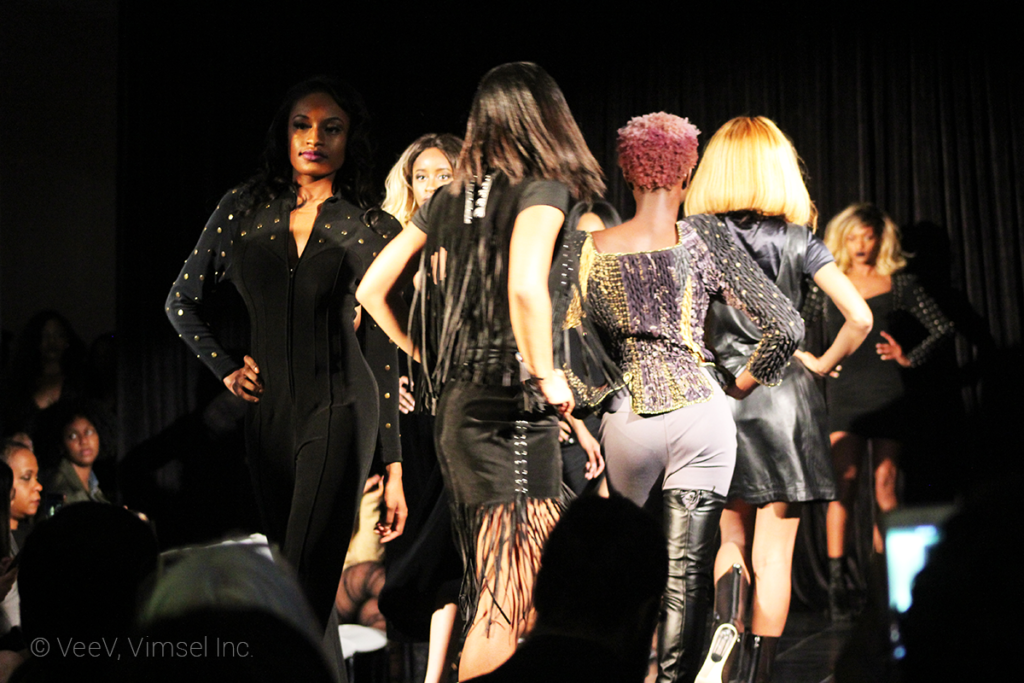 UDC Homecoming Fashion Show, Winter 2016